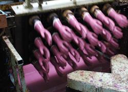手袋製造過程