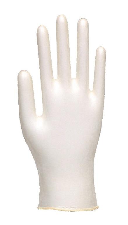 ビニール極うす手袋 100枚入(粉つき)